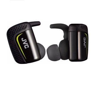 JVC HA-ET90BTB True Wireless Sports Earbuds