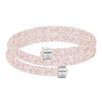 Swarovski 粉色水晶手环