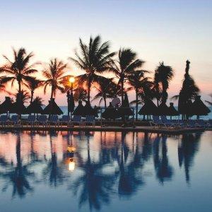 $419起 餐饮娱乐小费全包3晚墨西哥卡门海滩 Viva Wyndham Maya一价全包酒店+机票套餐