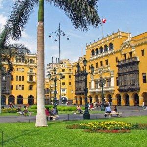 $448 RTChicago to Lima Peru on Avianca