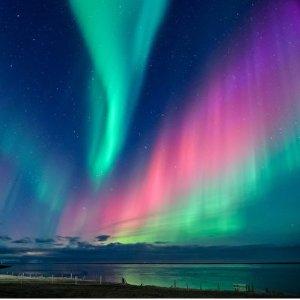 探索极光,只要这一篇就够遇见欧若拉,全球十大极光观赏地