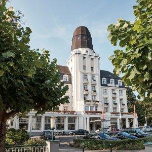 3年内有效德国顶级五星级连锁酒店Steigenberger 三天两晚双人间含早只要222欧,酒店和度假村遍布德国、比利时和迪拜~