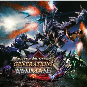 Monster Hunter Generations Ultimate - Nintendo Switch [Digital Code]