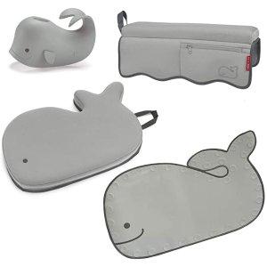 Skip Hop Moby 小鲸鱼 洗澡套装