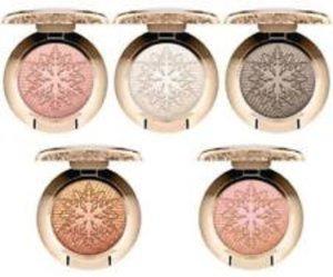 MAC SNOW BALL HOLIDAY 2017 Extra Dimension Eyeshadow Frostwinked or Starry Night   eBay