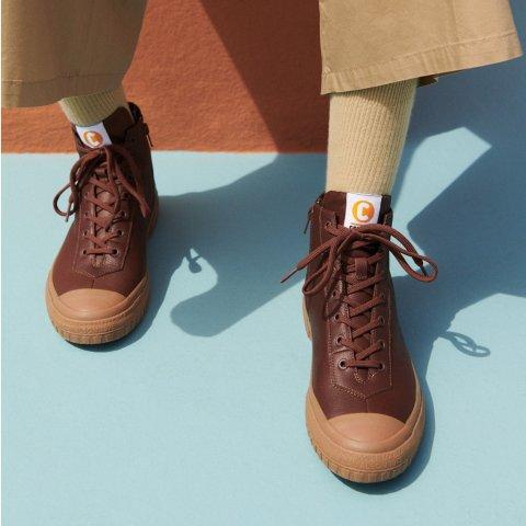 低至6折 €91收帆布拼接皮鞋Camper 季中大促 西班牙个性舒适好鞋等你来收