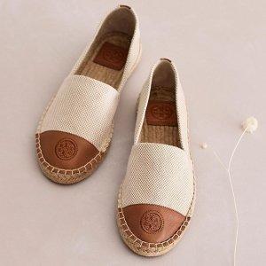低至6折+额外8.5折Tory Burch 全场美鞋热卖 收Minnie平底鞋
