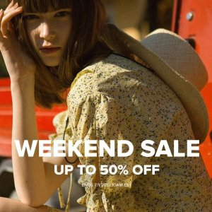 Up to 50% OffWConcept Weekend Sale Select Brands