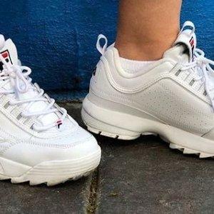FilaFilaDisruptor II Premium Sneaker - Women's