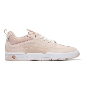 马卡龙粉女款板鞋