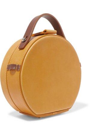 Nico Giani | Tunilla mini leather shoulder bag | NET-A-PORTER.COM