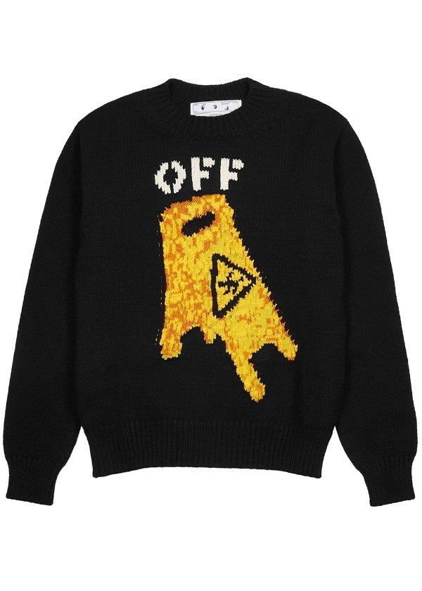 Pascal 羊毛毛衣