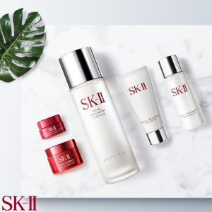最高减$200最后一天:SK-II 护肤热卖 收神仙水、大红瓶 混油皮亲妈