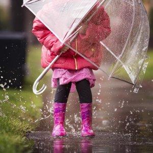 7折 已开奖最后一天:Totes 精美雨伞母亲节大促 $14收网红泡泡伞