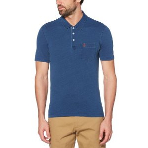 Original PenguinTRUE INDIGO POLO