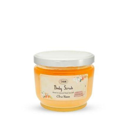 柑橘身体磨砂膏