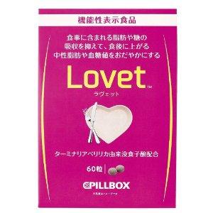 $17.4 / RMB116.7上新:日本 CPILLBOX Lovet 纤体丸 60粒 热卖