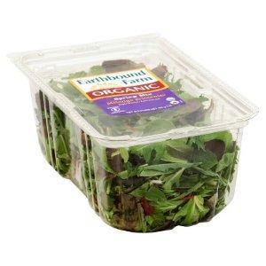 Earthbound Farm Organic Spring Mix - 1lb : Target