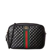 Gucci 小号菱格挎包