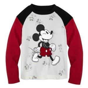 Disney男童米奇T恤