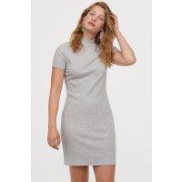 H&M 针织连衣裙