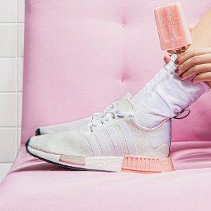 adidas官网 NMD、Ultraboost、Ozweego等潮鞋好价收