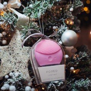 7.5折 收爆火LUNA 2Foreo官网 圣诞折扣来袭 最好用的洗脸刷给你洁净素颜
