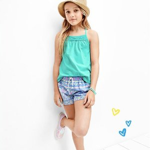 Ending Soon: 50-70% Off+20% off with $40Bring on The Sunny Vibes Entire Sites @ OshKosh BGosh