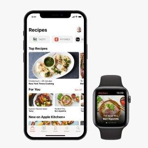 Apple Kitchen 概念App曝光