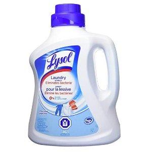 现货Lysol 洗衣杀菌剂 2.7L