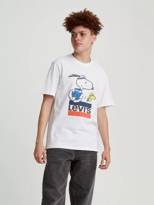 X Peanuts T恤