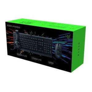 $69.00Razer Power Up 游戏键盘、鼠标、耳机 超值套装