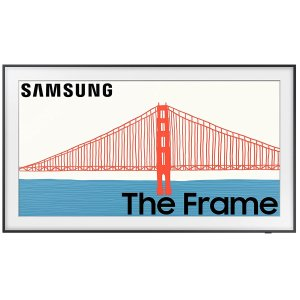 支持4K@120Hz HDRPrime Day 三星 Frame 2021款 画框电视 特卖