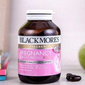 $26.99(原价$64.99)Blackmores 孕妇黄金营养素180粒 代购圈断货王