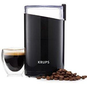 $14.98(原价$29.99)KRUPS 多用途咖啡研磨机 辣椒粉、核桃粉统统都能磨