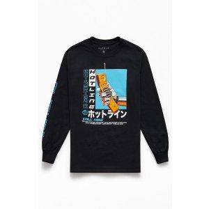 PacsunHotline Long Sleeve T-Shirt