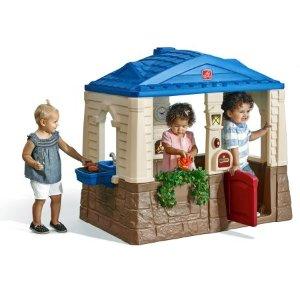 $99.98史低价:Step2 儿童室内外游戏屋,超高好评