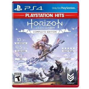 $12.78 (原价$19.99)《地平线 黎明时分:完全版》PS4 实体版