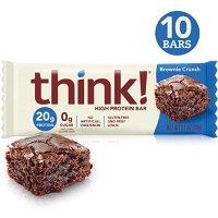 高蛋白能量棒 布朗尼口味 10条装