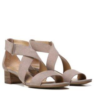 Naturalizer显脚瘦女款低跟凉鞋