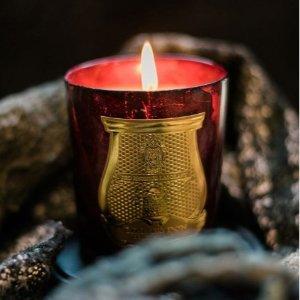 7.8折 还有多个香薰品牌Cire Trudon 高冷的法国皇室御用百年蜡烛香薰品牌 罕见折扣