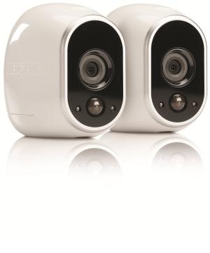 $261.99NETGEAR Arlo 家庭安全监控系统 2个摄像头