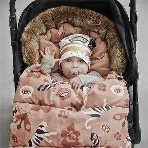 婴儿推车保暖睡袋