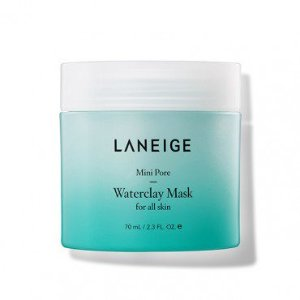 Laneige Mini Pore Waterclay Mask 兰芝清洁面膜