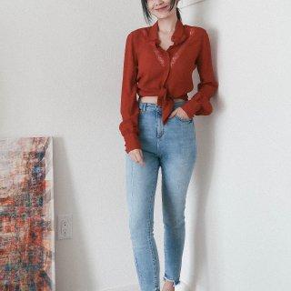 3条牛仔裤的6种穿搭 | DL1961牛仔裤测评