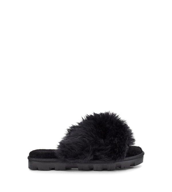 Fuzzalicious拖鞋