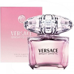 Versace - Versace Bright Crystal Eau De Toilette, Perfume for Women, 6.8 Oz - Walmart.com