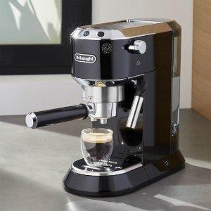 $245.99($279.99) 国内同款¥2680De'Longhi 德龙  EC680 Dedica 超薄机身 泵压式咖啡机