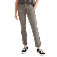 Madewell 烟灰色牛仔裤