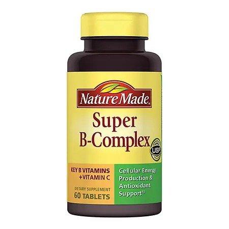 维生素B综合 60粒